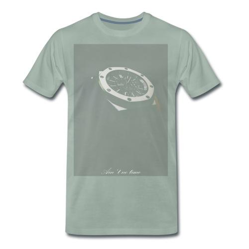 notime png - Men's Premium T-Shirt