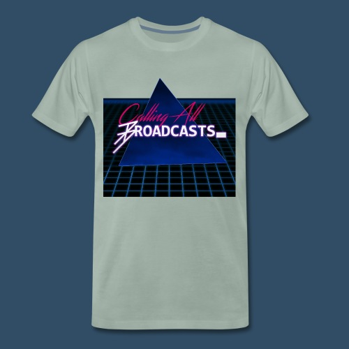 80s Design - Men's Premium T-Shirt