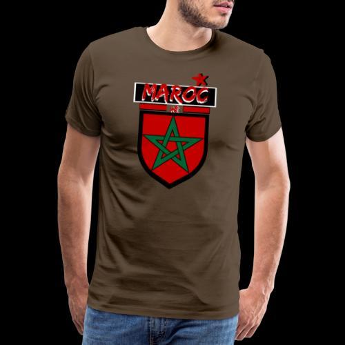 marocain et fier - T-shirt Premium Homme