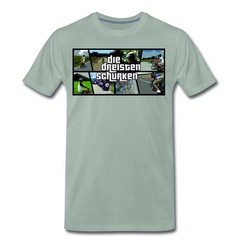 DDS GTA groß - Männer Premium T-Shirt