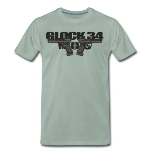 gkock 34 2 - Männer Premium T-Shirt