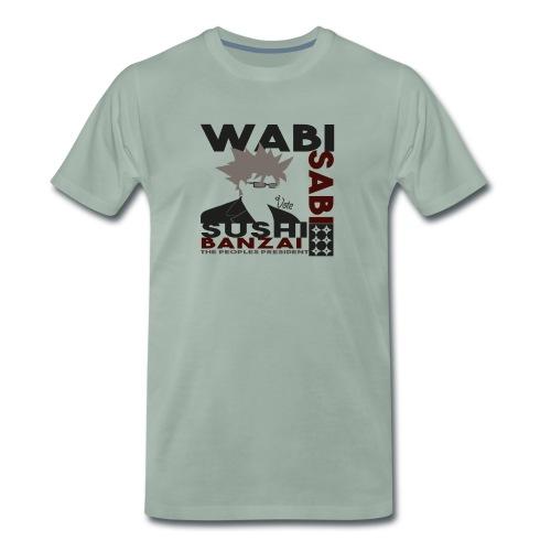 Vote vor Banzai! - Männer Premium T-Shirt