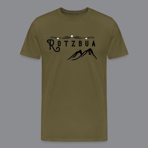 Rotzbua - Männer Premium T-Shirt