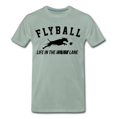 flyball - Men's Premium T-Shirt