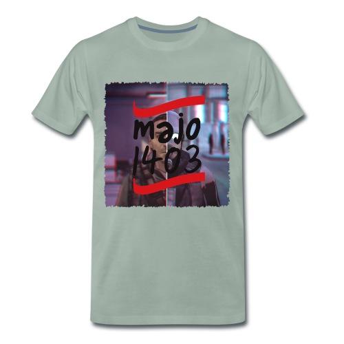 newversion2 png - Männer Premium T-Shirt