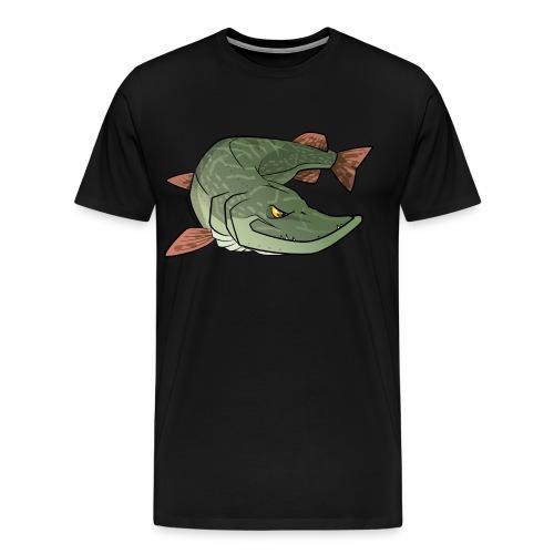 Red River: Pike - Men's Premium T-Shirt