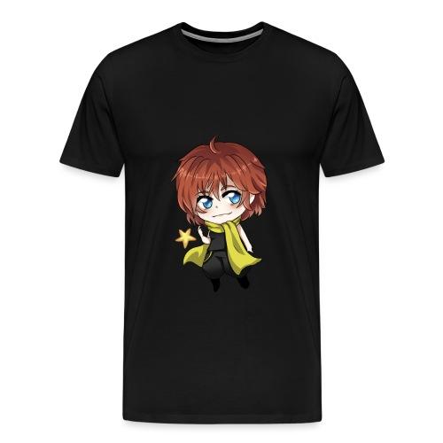 Ginga Momo Momo Chibi - Männer Premium T-Shirt