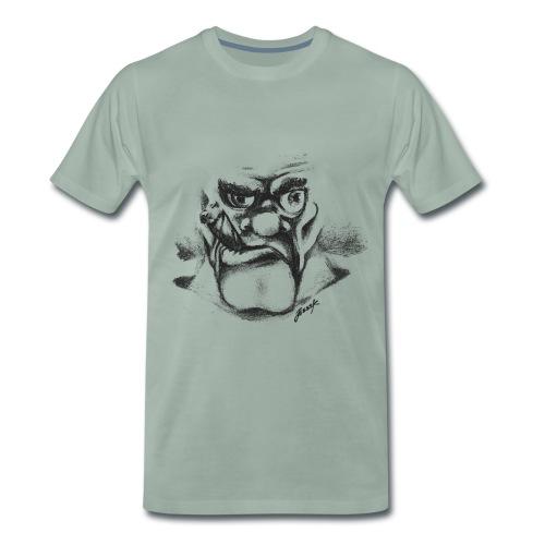Tough Enough - Premium-T-shirt herr