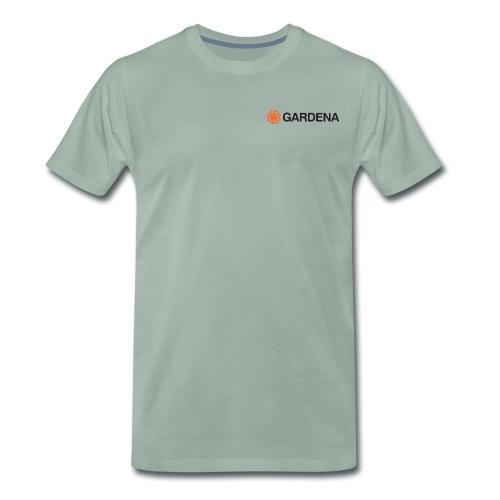 gardena-logo - Men's Premium T-Shirt