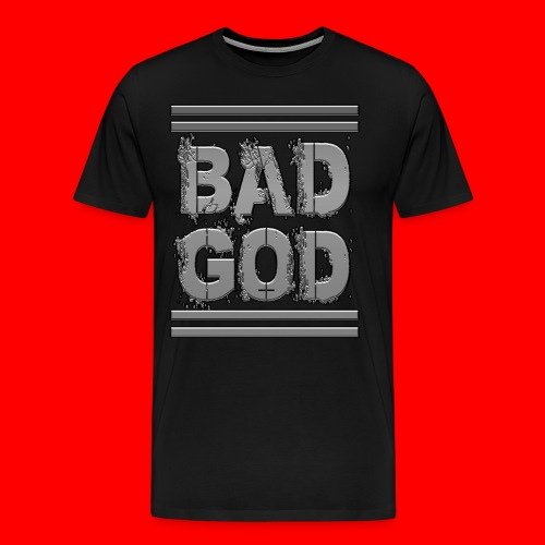 BadGod - Men's Premium T-Shirt