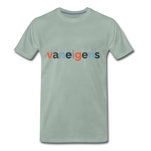 vaneigens - Mannen Premium T-shirt