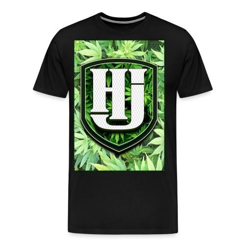 21 - T-shirt Premium Homme