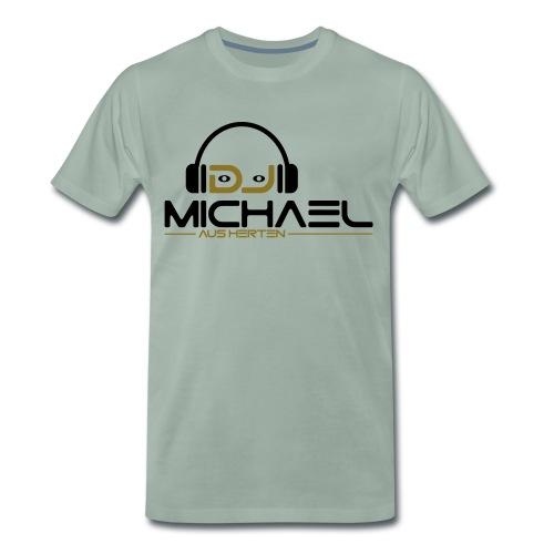 dj-micha - Männer Premium T-Shirt
