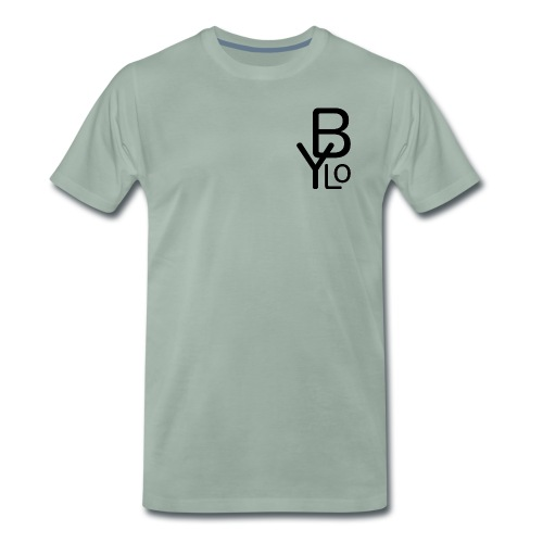 Bylo Logo - Männer Premium T-Shirt