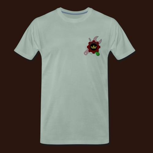 Gardelogo farbe png - Männer Premium T-Shirt