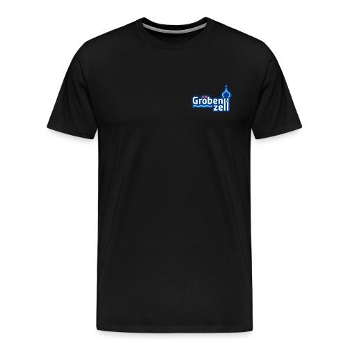 Groebenzell-Logo_4c-Outli - Männer Premium T-Shirt