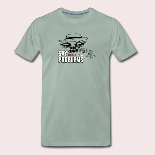 Creepy Essence - Männer Premium T-Shirt