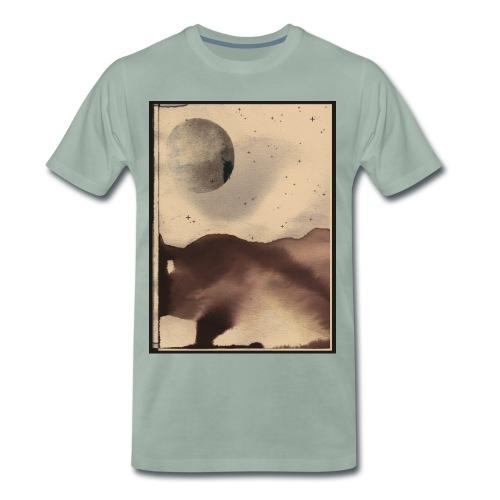 universe_minus - Männer Premium T-Shirt