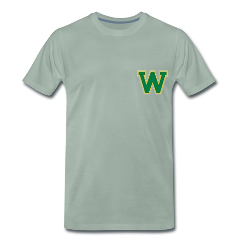 W-badge - T-shirt Premium Homme