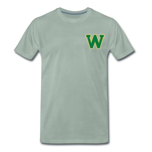 W-badge - T-shirt Premium Homme