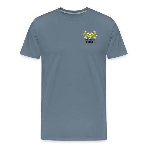 Three and a half Trombones Golden Season1 - Männer Premium T-Shirt