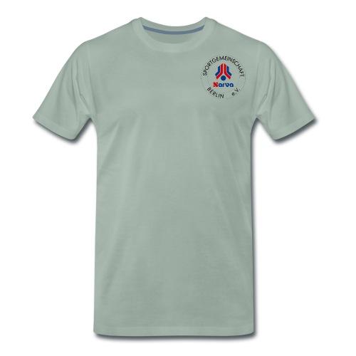 NARVA Logo komplett transparent png - Männer Premium T-Shirt