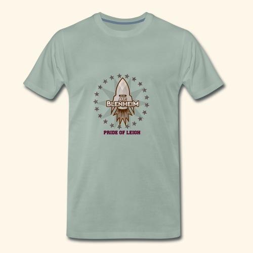 PRIDE OF LEIGH - Men's Premium T-Shirt