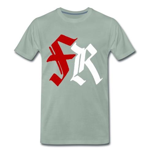 FR png - Mannen Premium T-shirt