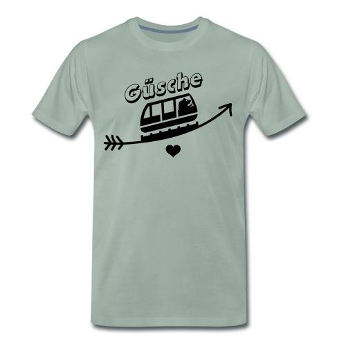 Güsche - Männer Premium T-Shirt