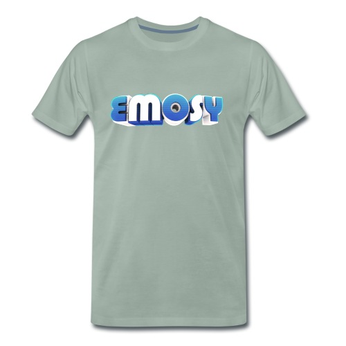 Em0sy - Maglietta Premium da uomo