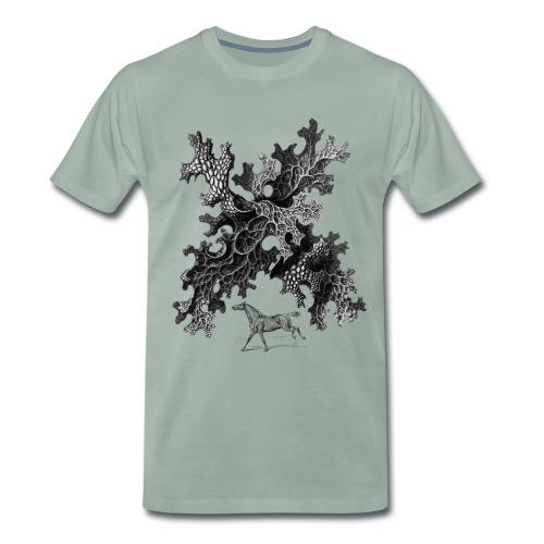Pferd Kopie - Männer Premium T-Shirt