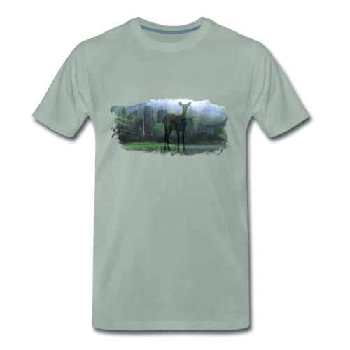 Nature in the City - Men's Premium T-Shirt