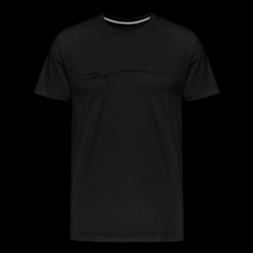 Bluewal - Männer Premium T-Shirt
