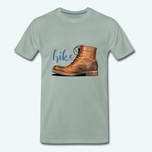 Hike - Männer Premium T-Shirt
