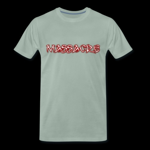 Massacre - T-shirt Premium Homme