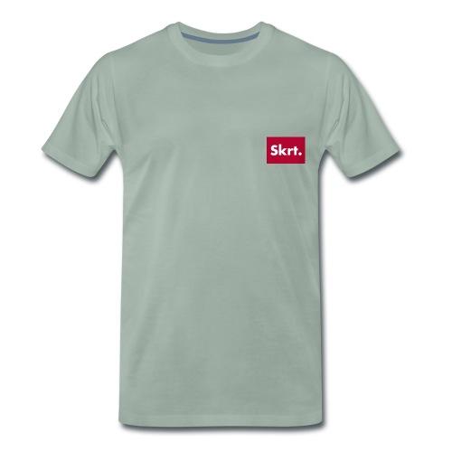 Skrt. Merchandise - Mannen Premium T-shirt