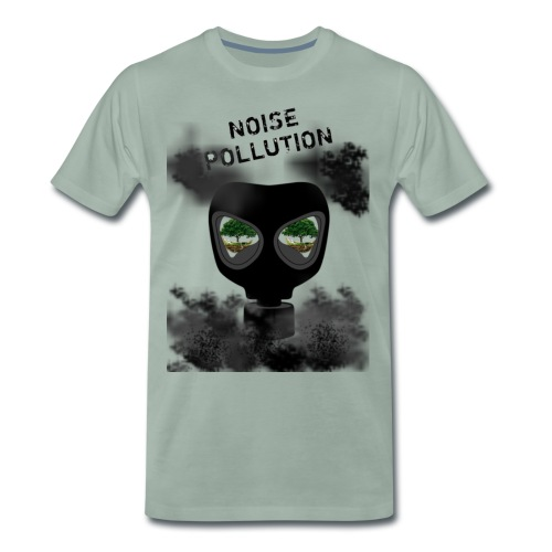Noise pollution - T-shirt Premium Homme