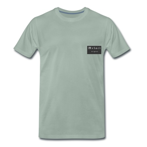 Melaci 1.0 cap - Mannen Premium T-shirt