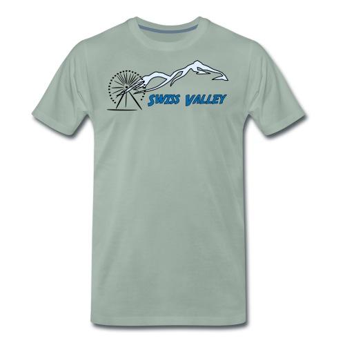 Swiss Valley Freizeit Park - Männer Premium T-Shirt