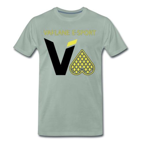 T-skjorte Andreas - Premium T-skjorte for menn