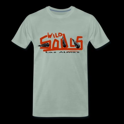 wildsouls - Maglietta Premium da uomo