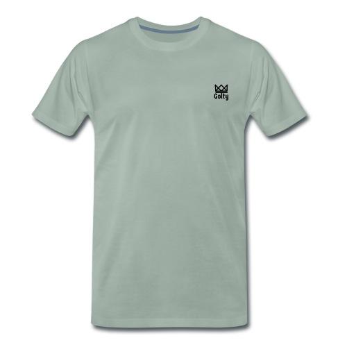 Golty - Camiseta premium hombre