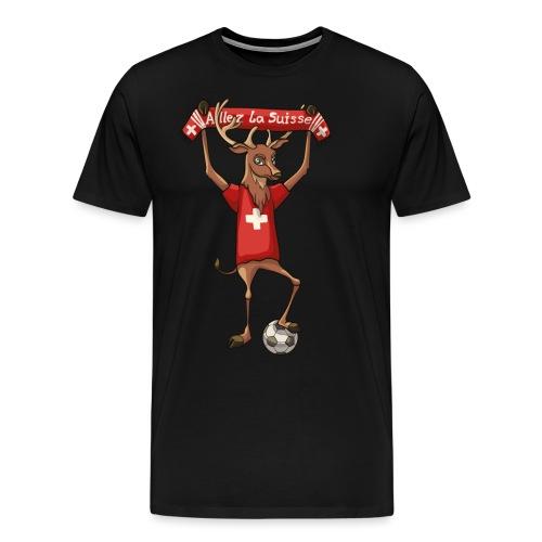 Allez la Suisse - Männer Premium T-Shirt