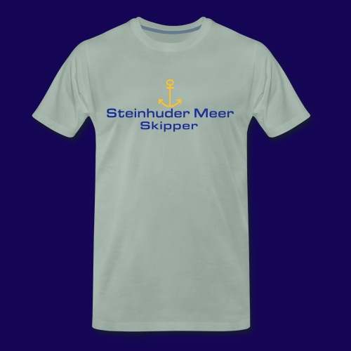 Steinhuder Meer-Skipper: Für Wassersport-Fans - Männer Premium T-Shirt