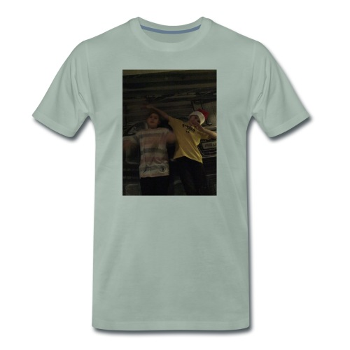 Livia och Dante - Premium-T-shirt herr
