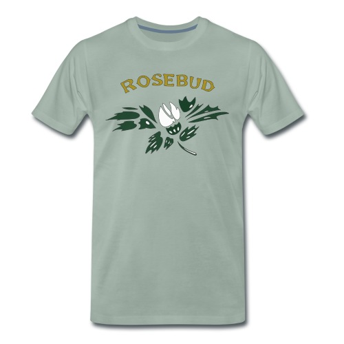rosebud - Männer Premium T-Shirt