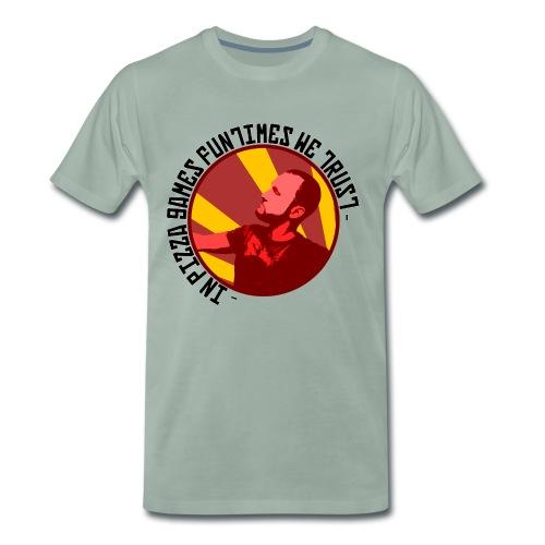 In PGF We Trust - Men's Premium T-Shirt