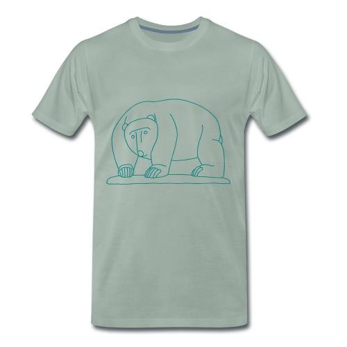Pont de l'Ours Moabit - T-shirt Premium Homme
