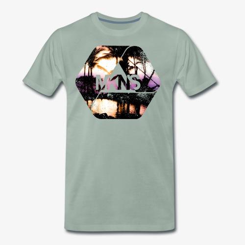 MKNS0008 - Männer Premium T-Shirt