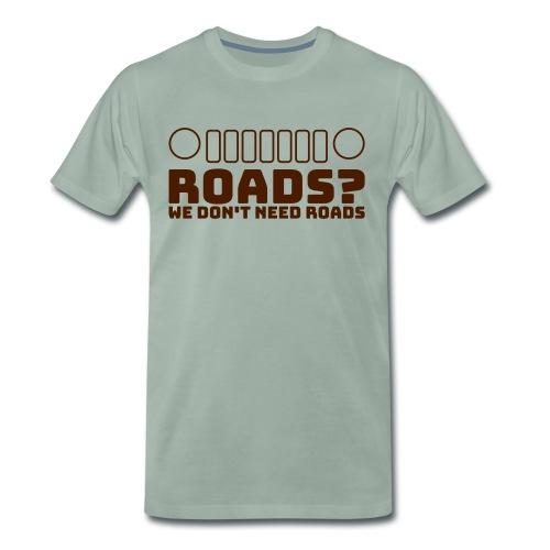 RENNY BUMPER - Maglietta Premium da uomo
